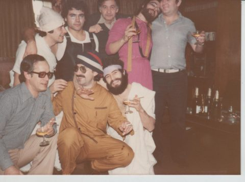 Maqués de Bolarque. Carnavales 1981